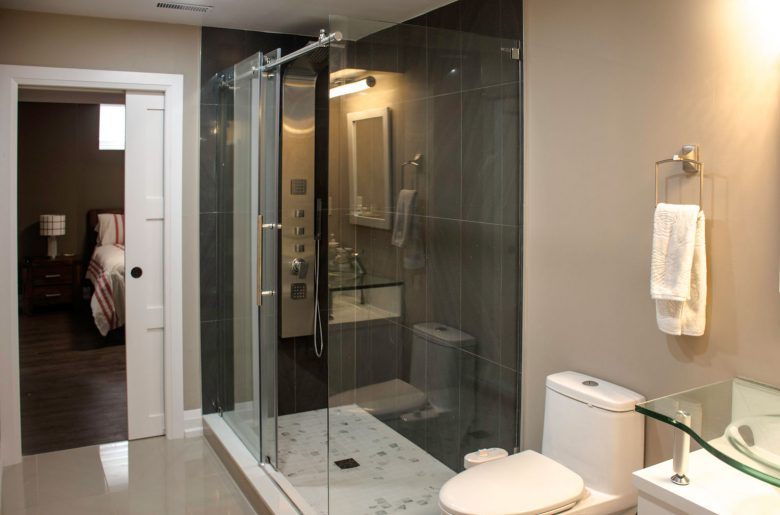 Luxury custom bathroom