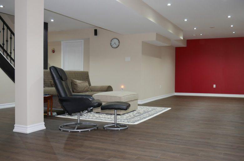 basement renovation in richmond hill