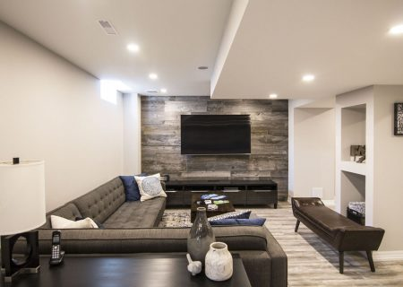 Finished Basement – Mississauga