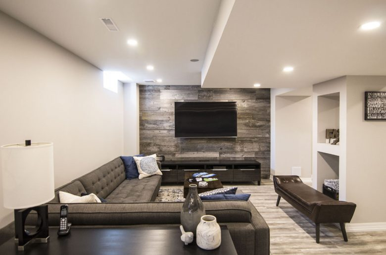 Mississauga Complete Basement Renovation