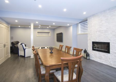 Finished Basement – Woodbridge