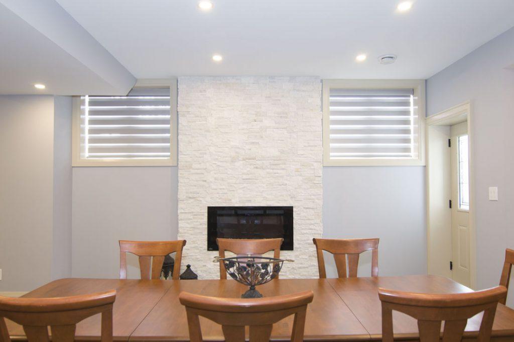 Dining-Table-Finished-Basement-Woodbridge-On