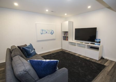 Finished Basement – Richmond Hill