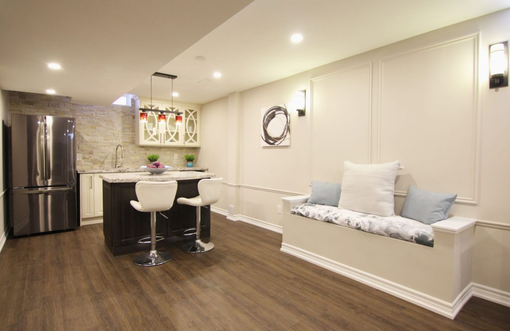 Basement-renovation-King-city