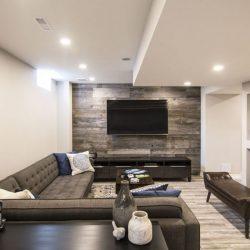 finished basement image