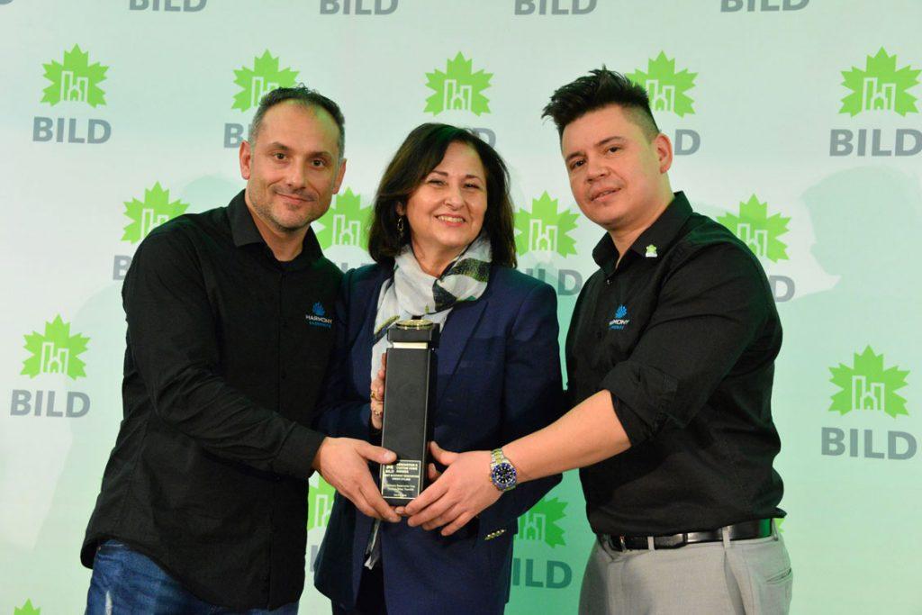 Award Winning Basement Finishing Project