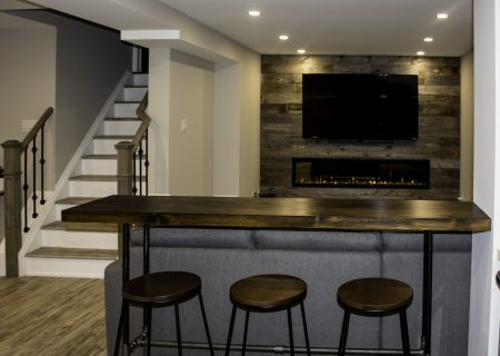 Amazing Basement Transformation