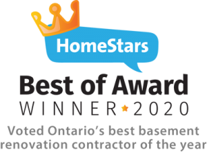 Best of Award HomeStars Logo