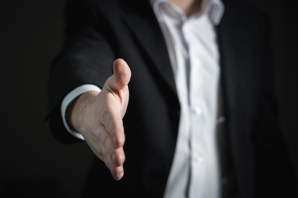 renomark contractor handshake