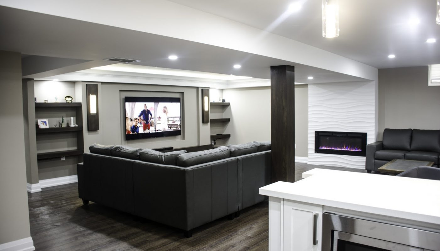 Basement Renovations Finishing Toronto Harmony Basements