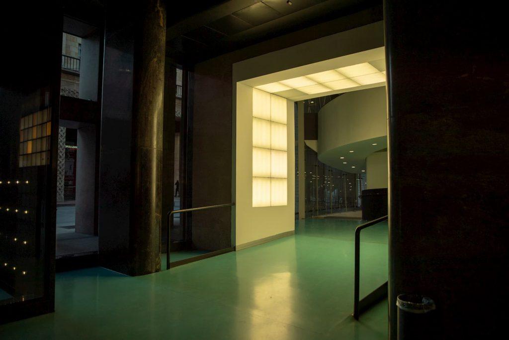 amazing Epoxy Sealed Concrete Flooring