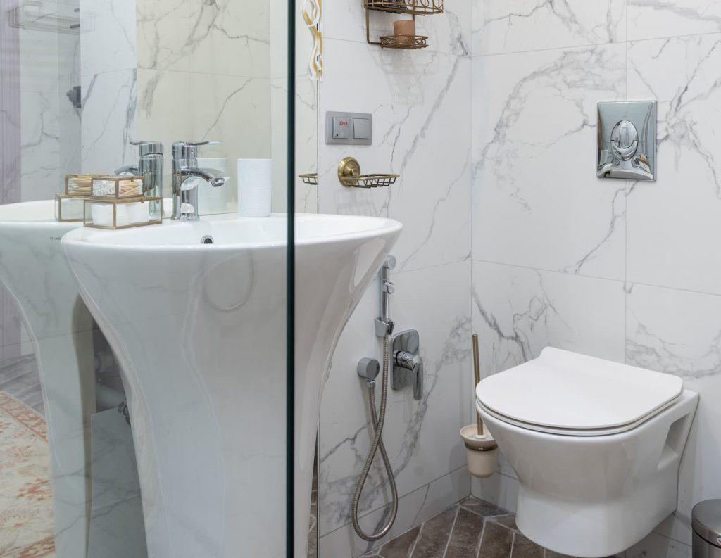 Custom Bathroom - Basement Renovations Toronto
