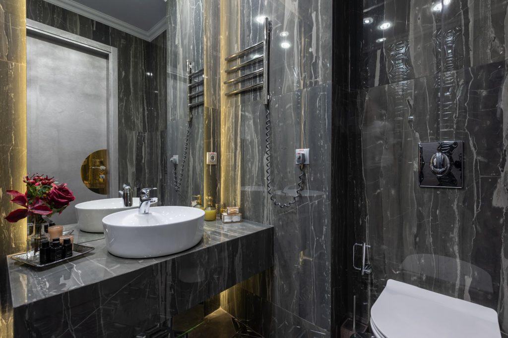 Amazing Bathroom in Basement Ideas