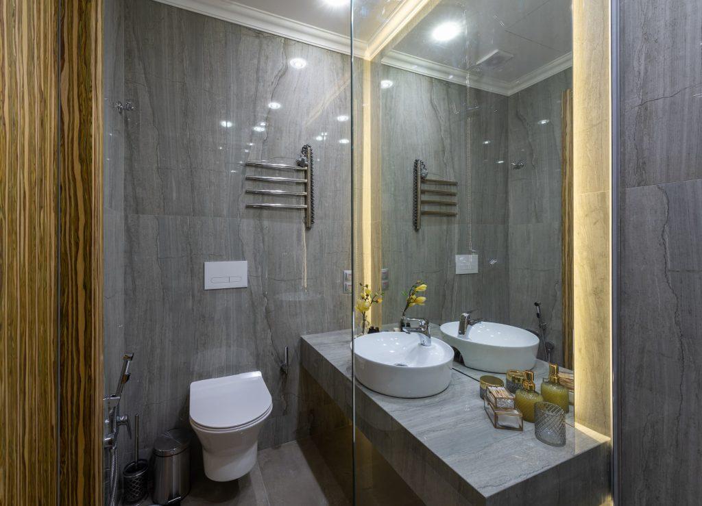 Amazing Basement Renovation Project Bathroom Remodeling